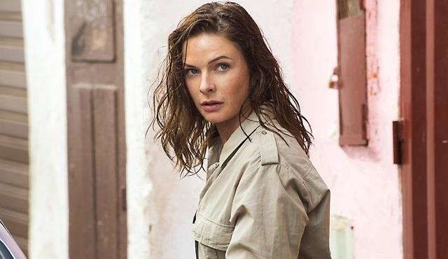 Rebecca Ferguson, Apple'ın Wool dizisinin kadrosuna dahil oldu