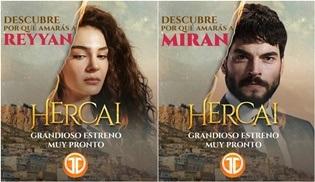 Hercai dizisi Panama'da da yayınlanacak!
