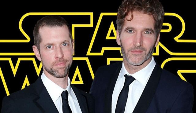 Star Wars'un yeni filmini Game of Thrones'un senaristleri hazırlayacak