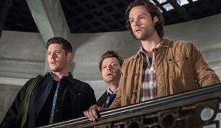 Supernatural'ın 14. sezonu her zamankinden daha kısa sürecek