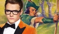 """Taron Egerton: """"Karanlık bir Robin Hood izleyeceksiniz."""""""