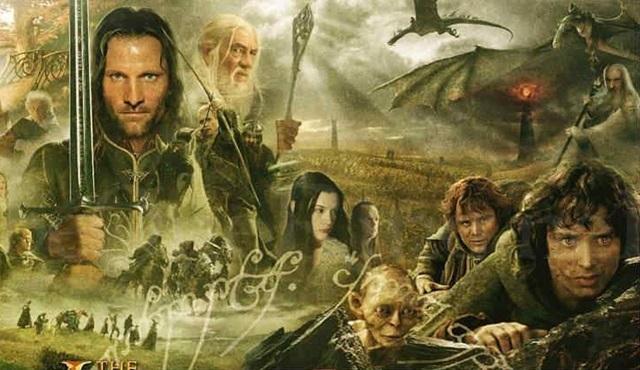 Yüzüklerin Efendisi'nin dizisi beş sezon sürebilir