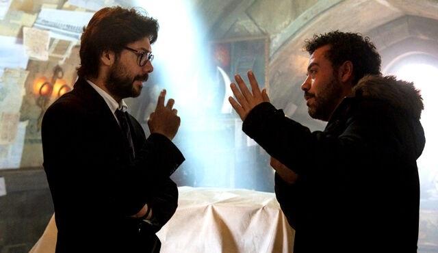 Netflix, La Casa Papel için uzantı dizi planlıyor