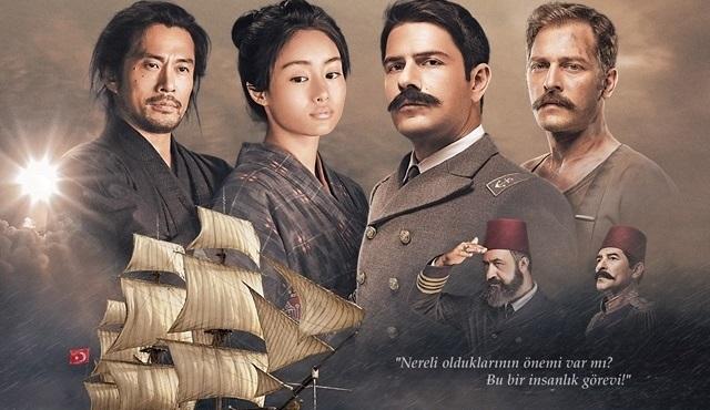 Türk - Japon ortak yapımı olan Ertuğrul 1890, vizyona girmek için gün sayıyor!