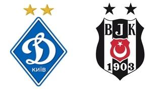 Dynamo Kiev - Beşiktaş Şampiyonlar Ligi karşılaşması TRT1'de!