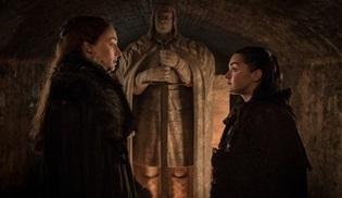 Sophie Turner: Game of Thrones'un final sezonu 2019'da yayınlanacak