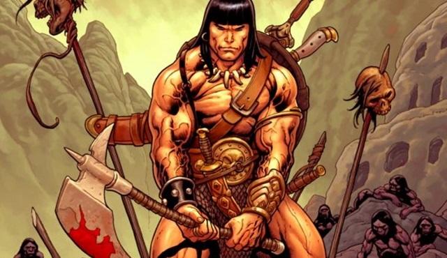 Amazon, Conan the Barbarian'ı uyarlamak için çalışmalara başladı