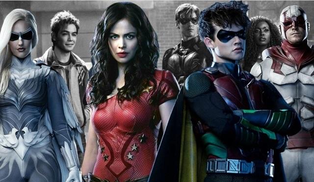 Kısa Kısa: Titans, Marvel's Runaways & Doom Patrol