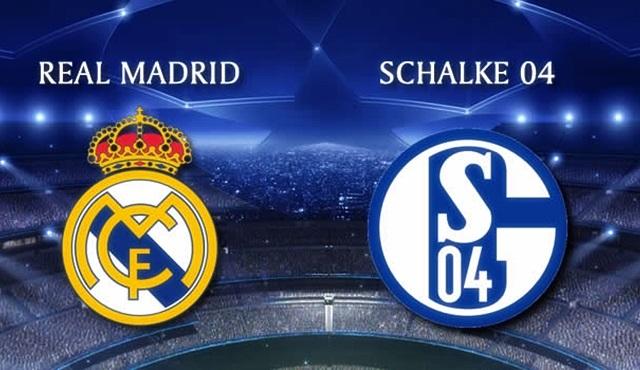 Şampiyonlar Ligi Maçı: Real Madrid - Schalke 04