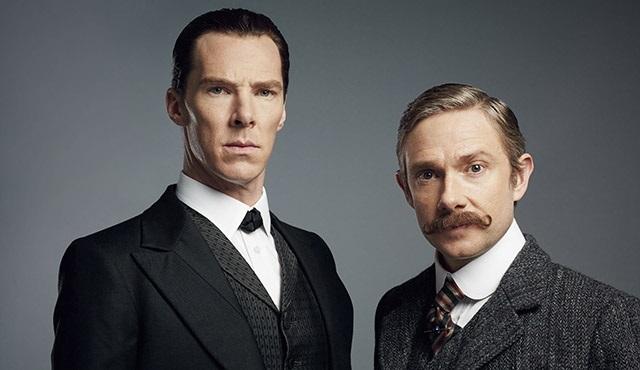 Sherlock, İngiltere'de tatil döneminin galibi oldu