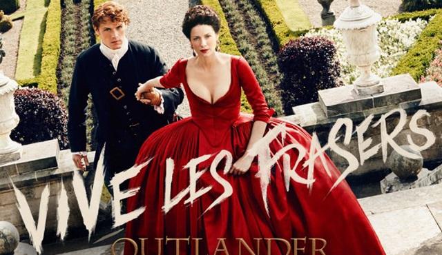 Outlander için 2. sezon fragmanı paylaşıldı