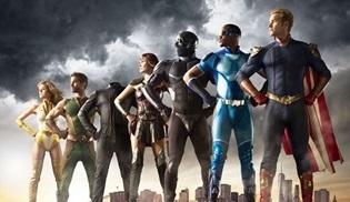 The Boys'un 2. sezonundan ilk tanıtım yayınlandı