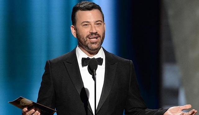 68. Emmy Ödülleri, Jimmy Kimmel'e emanet!