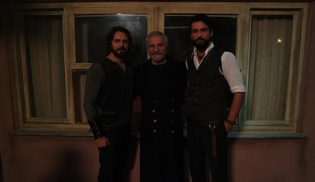 Filinta oyuncuları Heredot Cevdet Saati'ne konuk oldular!