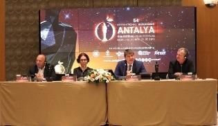 54. Uluslararası Antalya Film Festivali basın toplantısı gerçekleşti