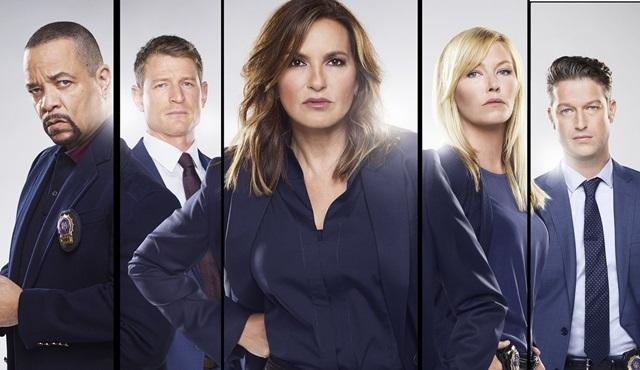 Law & Order: SVU dizisi 21. sezon onayını aldı