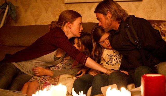 "Brad Pitt'in başrolünde olduğu ""Dünya Savaşı Z"" Star TV'de!"