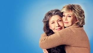 Grace and Frankie, 6. sezonuyla 15 Ocak'ta Netflix Türkiye'de