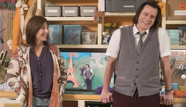 Jim Carrey'li Kidding dizisi ikinci sezon onayını aldı