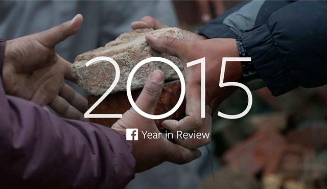 Facebook'ta 2015 yılında neler oldu?