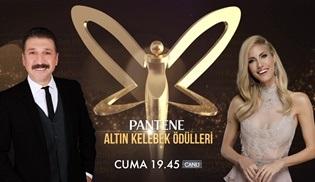 Pantene Altın Kelebek Ödülleri, Kanal D ve teve2'de ekrana geliyor!