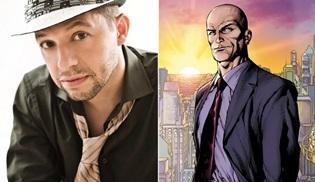 The CW dizilerinde Lex Luthor'u canlandıracak isim belli oldu