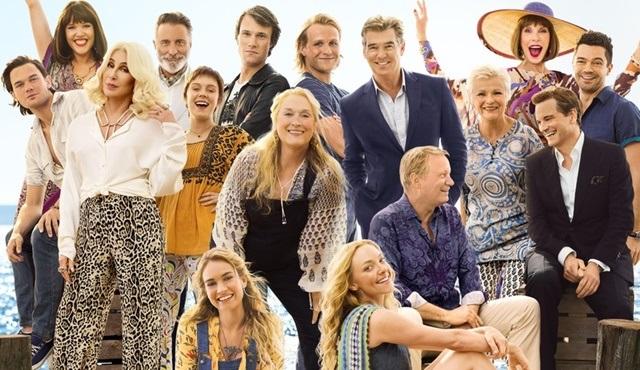Mamma Mia! Yeniden Başlıyoruz filminin müzikleri ön satışa çıktı!