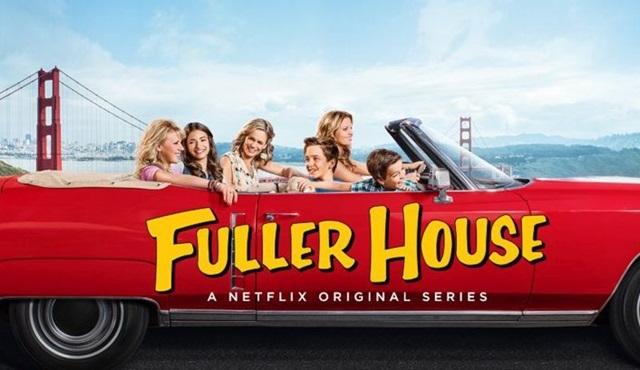 Fuller House, Full House'un 30. yıl dönümünde ekrana geri dönüyor