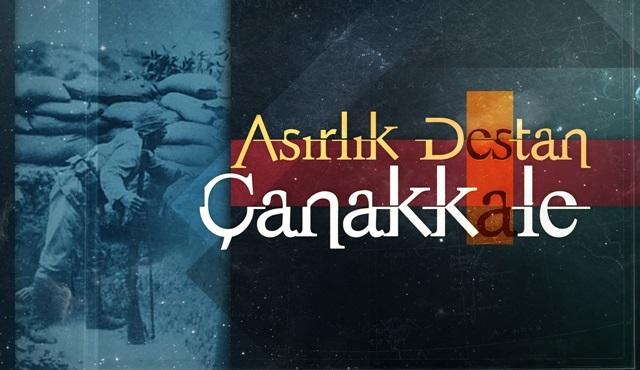 Asırlık destan Çanakkale özel yayını Ntv'de!