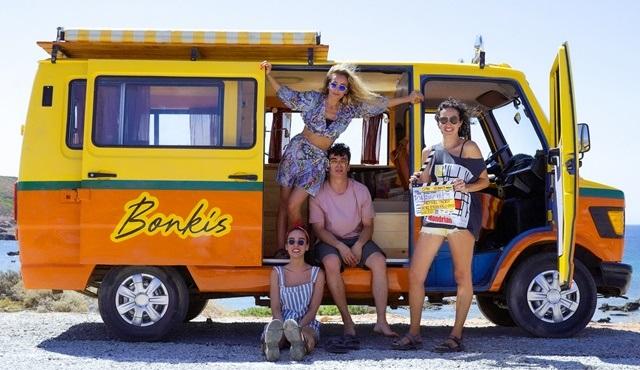 BluTV'nin özel yapımı Bonkis, ikinci sezonu için sete çıktı!