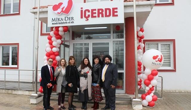 İçerde'nin MİKA-DER ile gerçekleştirdiği sosyal sorumluluk projesi hedefine ulaştı!