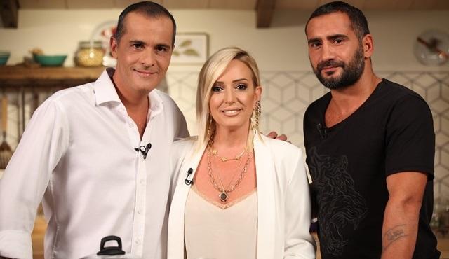 Memet Özer ile Mutfakta bu hafta Saba Tümer ve Ümit Karan'ı konuk edecek!