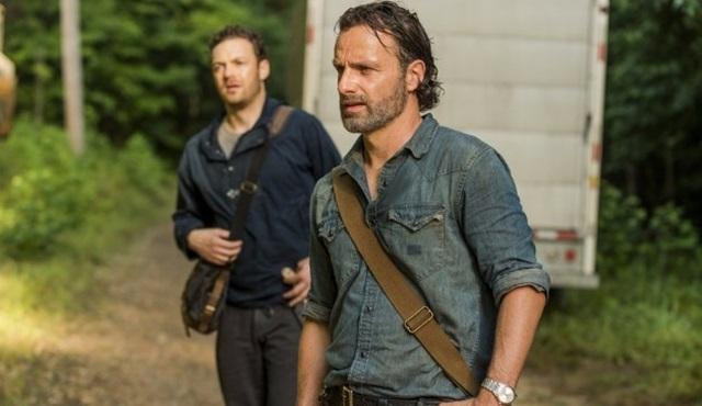Andrew Lincoln, The Walking Dead'den ayrılıyor (mu)?