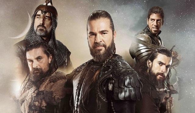 Diriliş: Ertuğrul dizisi 4 ülkede daha yayına girecek