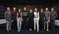Netflix'in ilk Türk orijinal dizisi Hakan: Muhafız basına tanıtıldı!