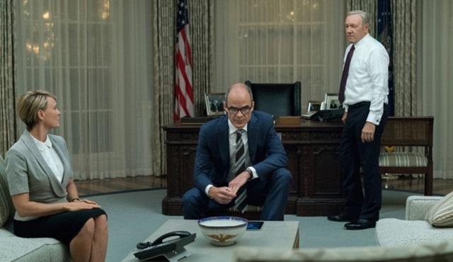 Netflix, House of Cards'ın uzantısını yapmayı planlıyor