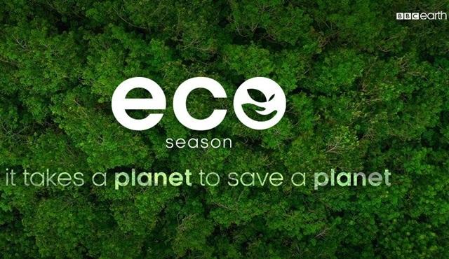 Dört belgesellik Eco Season, 2 Mart itibariyle BBC Earth'de ekrana gelecek!