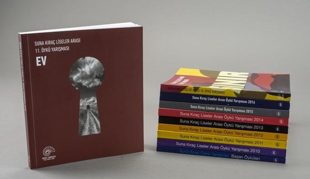 """Liseli yazarların """"Ev"""" temalı ödüllü öyküleri yayında!"""