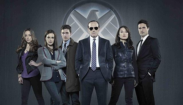 Agents of S.H.I.E.L.D.'ın 3. sezon posteri görücüye çıktı