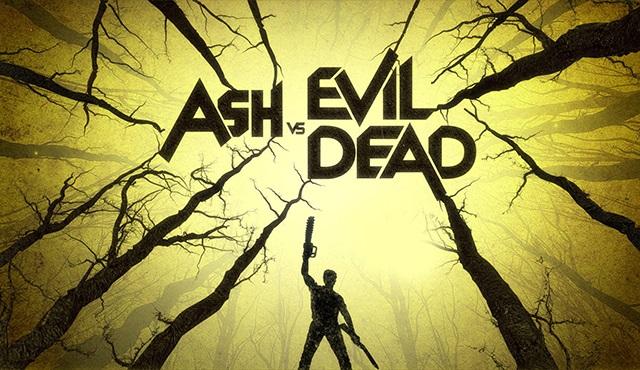 Ash vs Evil Dead: Lucy Lawlesslı ilk fotoğraf geldi