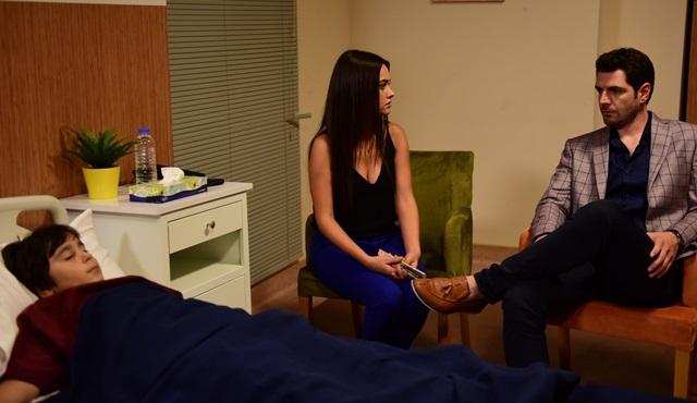 Yılanların Öcü: Tension between Kenan, Fatma and Bayram