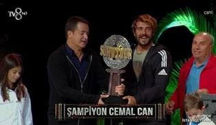 Survivor 2020'nin şampiyonu belli oldu: Cemal Can Canseven!