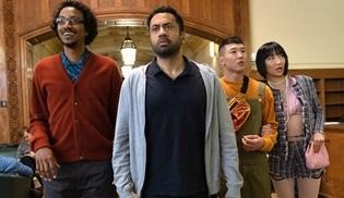 NBC, Sunnyside dizisini 3. bölümünün ardından iptal etti