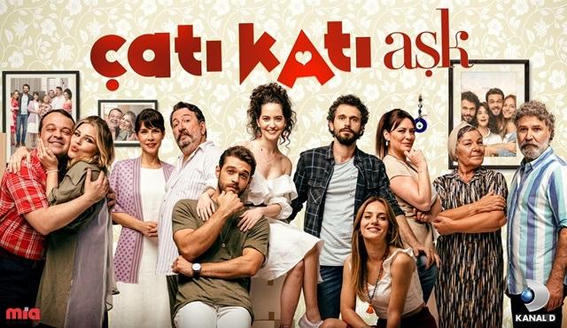 Çatı Katı Aşk dizisi ekrana gelmek için gün sayıyor!