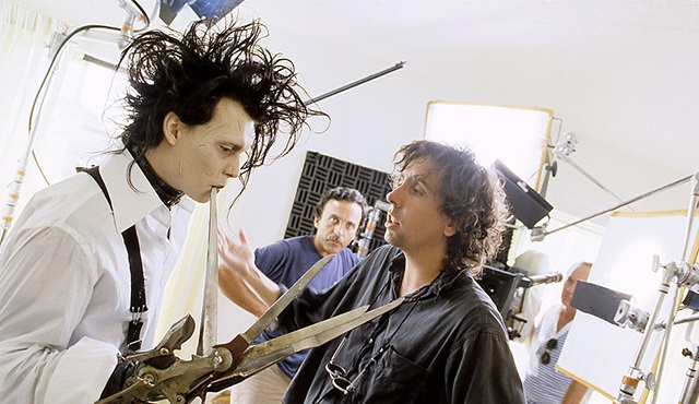 Edward Scissorhands'in 25. yılında Tim Burton röportajı