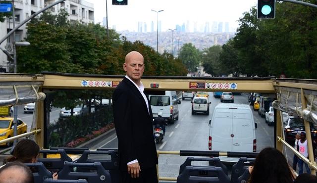 Hollywood'un Yıldızları, Madame Tussauds ile İstanbul'u keşfetti!