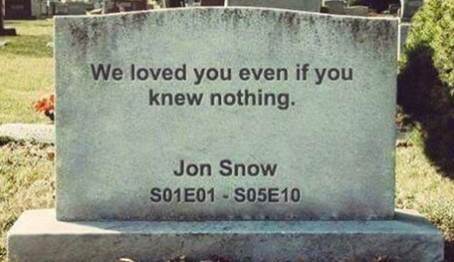Jon Snow'un kırkı için özel etkinlik ve yürüyüş düzenlenecek