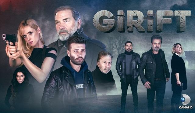 Kanal D Dijital'in ilk dizisi Girift ilk iki bölümüyle yayınlanmaya başlıyor!