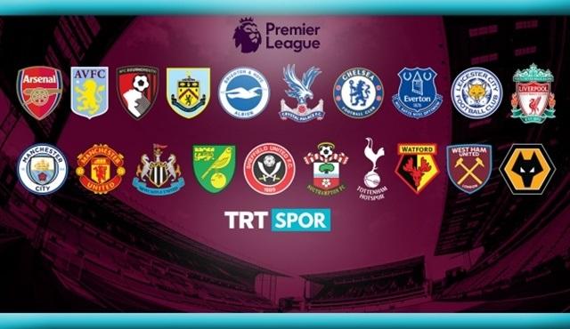 Premier Lig yeni sezonda TRT Spor'da ekrana gelecek!