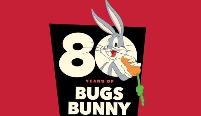 Bugs Bunny 80'inci yaşını Boomerang TV'de kutluyor!